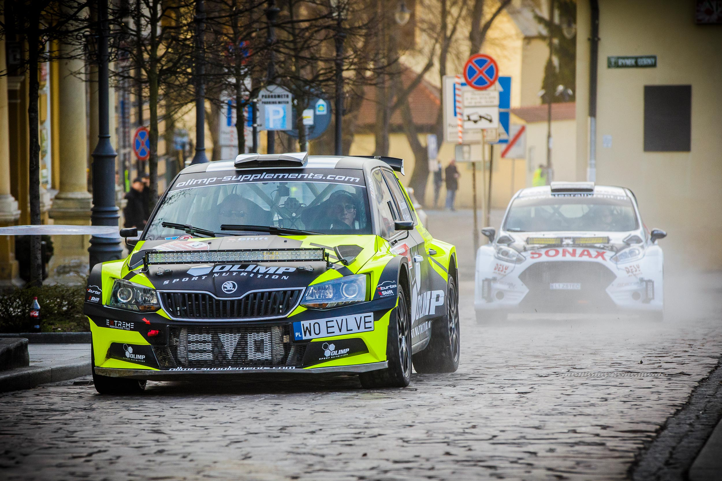 RALLY MEMORIAL OF KULIG & BUBLEWICZ EVOLVE MOTORSPORT